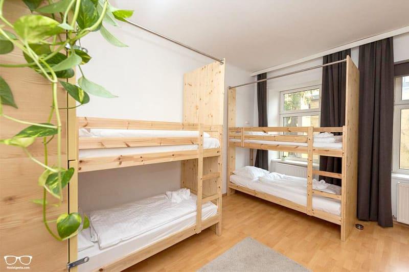 Gartl Apartments & Hostel one of the best hostels in Vienna