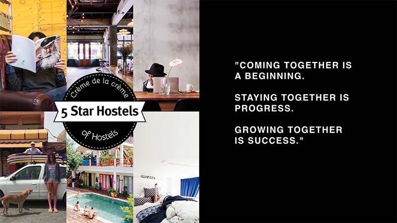 Hostel Branding
