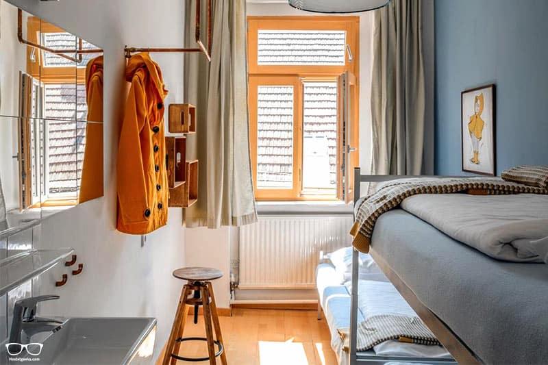 Hostel Ruthensteiner one of the best hostels in Vienna