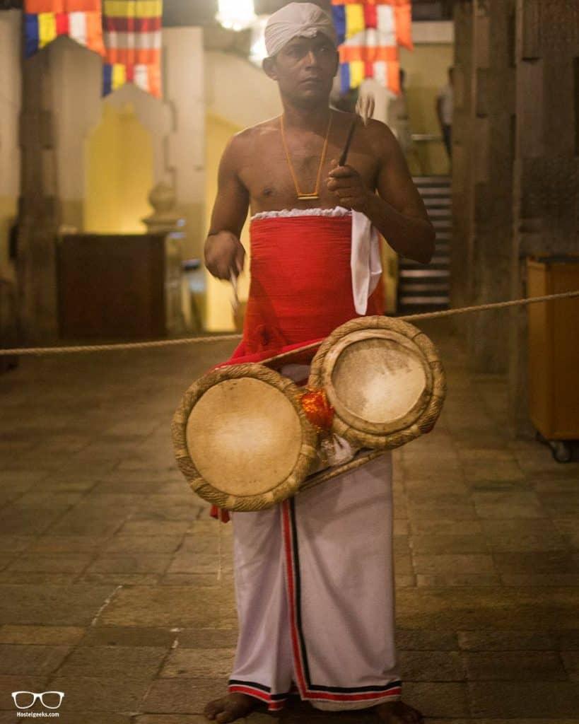 Traditional kandy dance