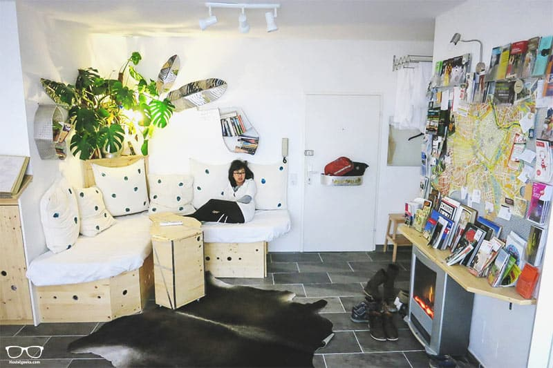 myMOjOvie Hostel one of the best hostels in Vienna for solo travellers
