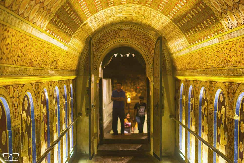 Temple of Sacred Tooth Relic kandy