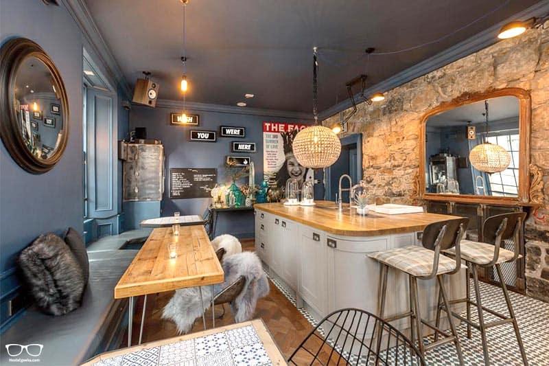 The Baxter Hostel one of the best hostels in Edinburgh, UK