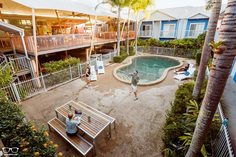 Bounce Cairns one of the best hostels in Cairns, Australia
