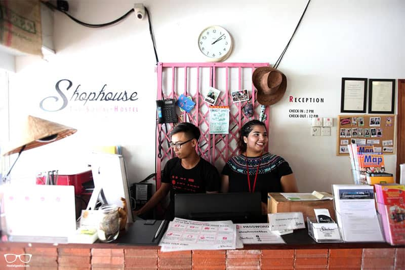 The Shophouse Hostel is the best hostel in Singapore for solo travellers