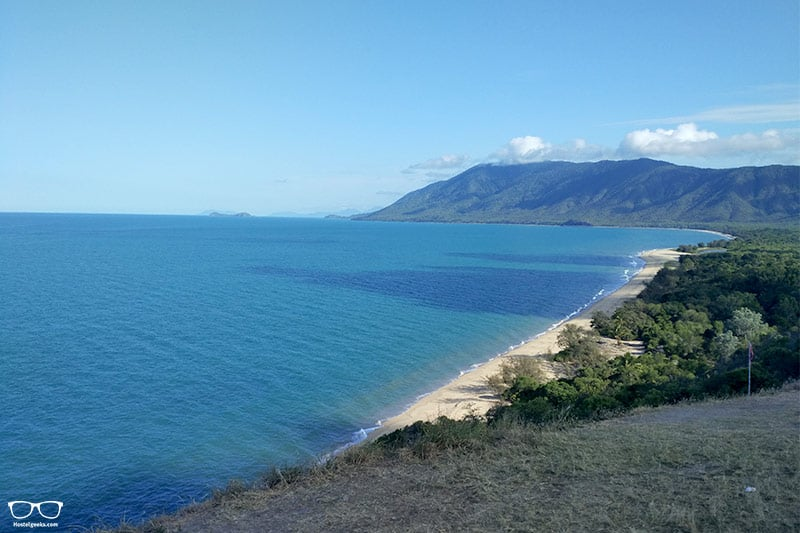 Trinity Beach in Cairns, Australia