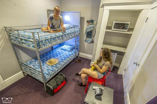 USA Hostels San Francisco one of the best hostels in San Francsico