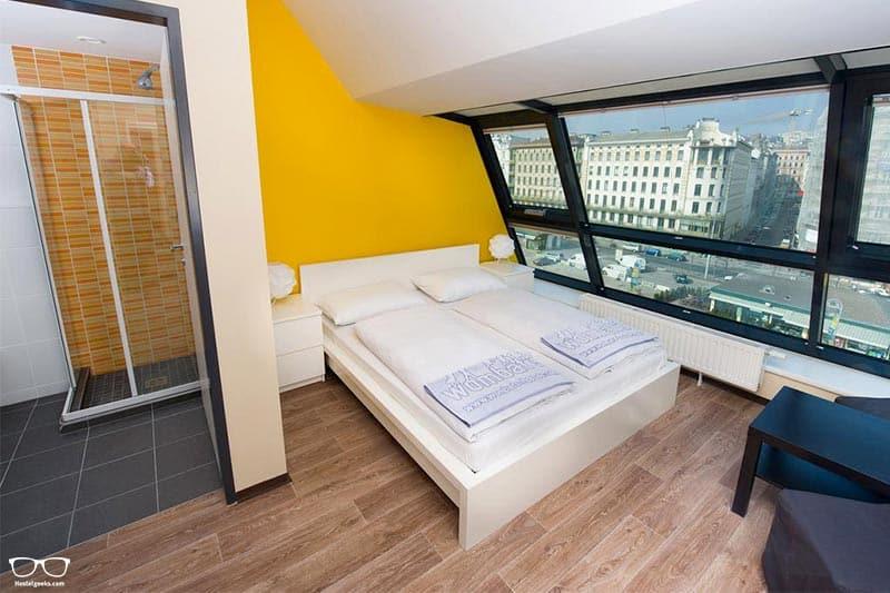 Wombats City Hostel Naschmarkt one of the best hostels in Vienna