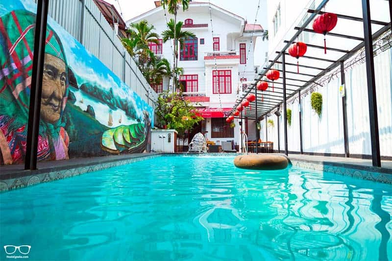 7 Fridays Hostel one of the best hostels in Hanoi for solo travellers