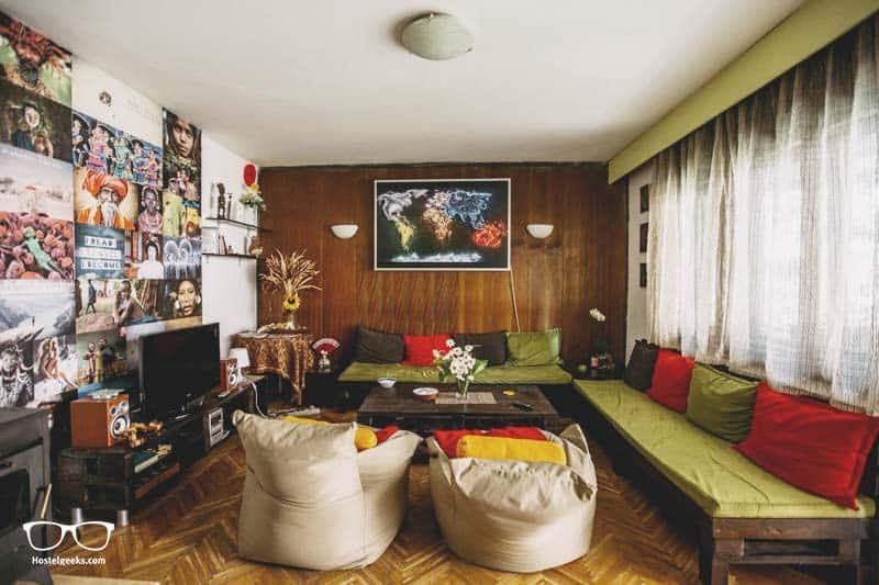 Hi Skopje Hostel