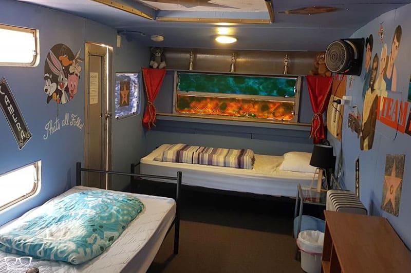 Alice's Secret Travellers Inn one of the best hostels in Alice Springs, Australia