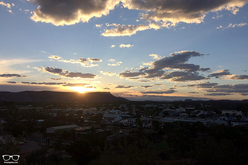 Anzac Hill things to do in Alice Springs