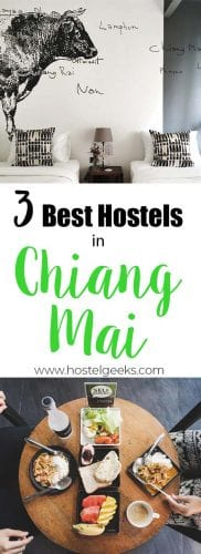Best hostels in Chiang Mai the complete guide and overview for backpackers