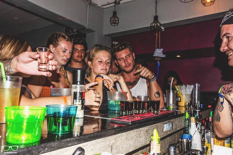 Bodega Chiang Mai Party Hostel one of the best party hostels in Chiang Mai