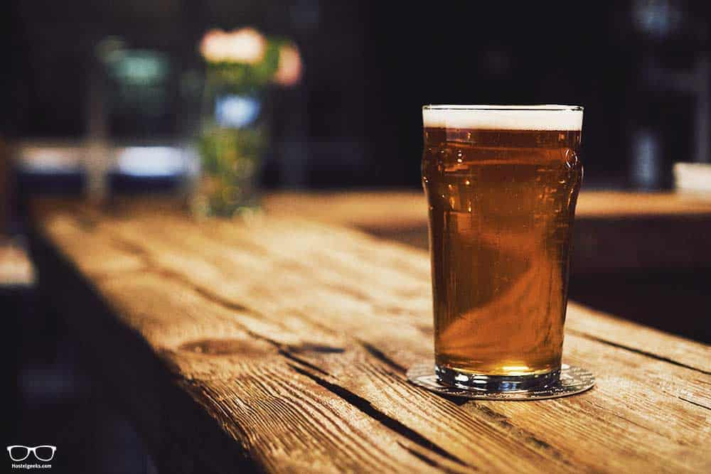 How to find cheap(er) pints in Edinburgh, Scotland?