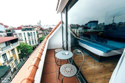 Cocoon Inn one of the best hostels in Hanoi, Vietnam