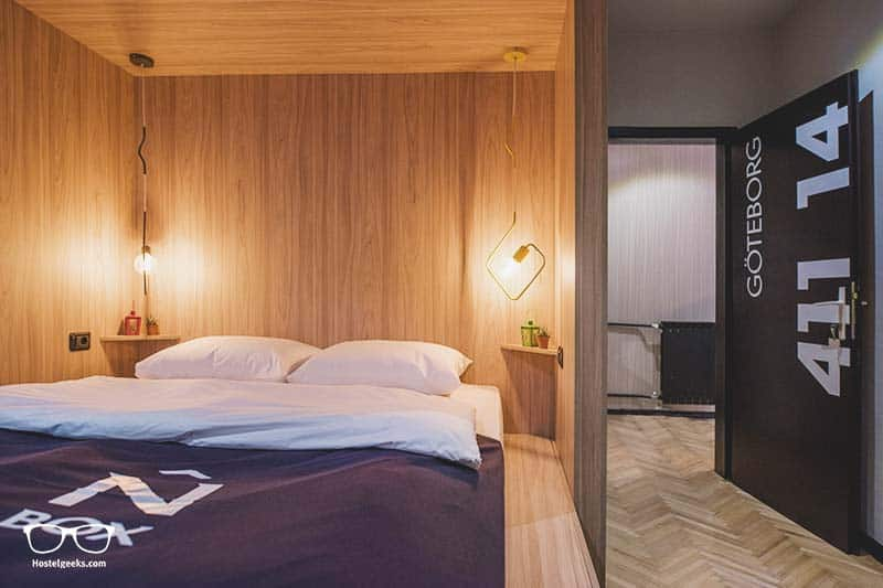 Fancy a private room? Go with Nordic Hostel in Skopje