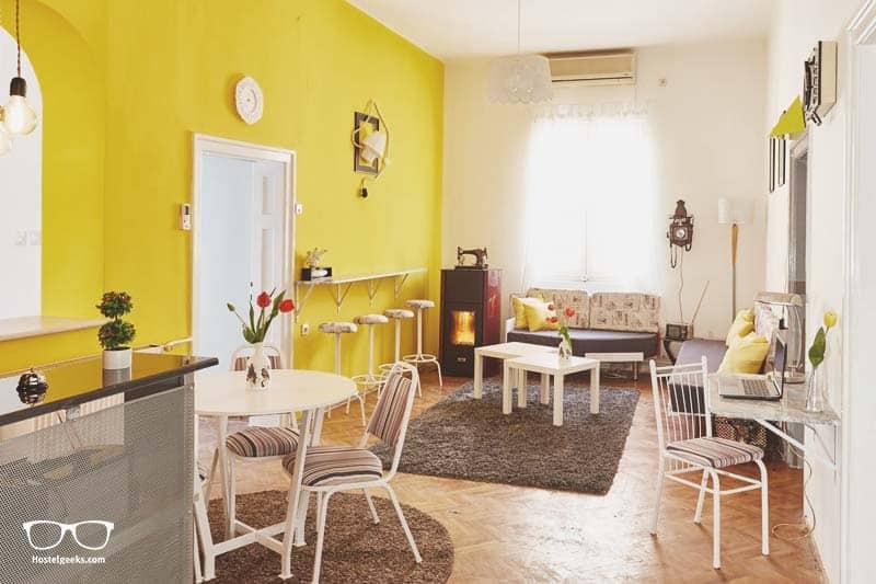 Get Inn Hostel in Skopje