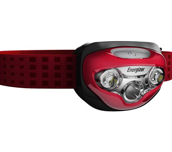 Another must-have item for every backpacker, the LED Headlamp
