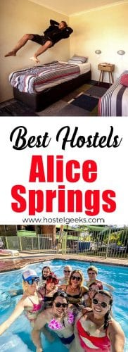Hostels in Alice Springs the complete guide and overview for backpackers