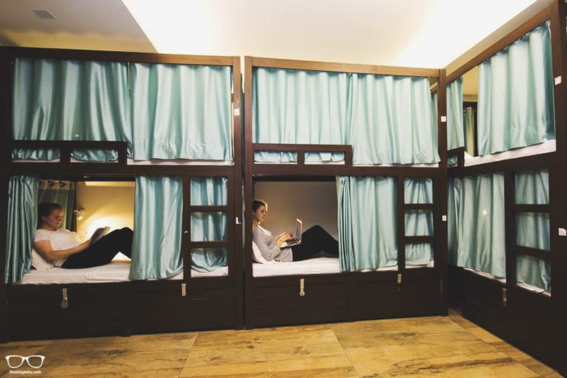 Joey's Hostel one of the best hostels in Delhi for travellers