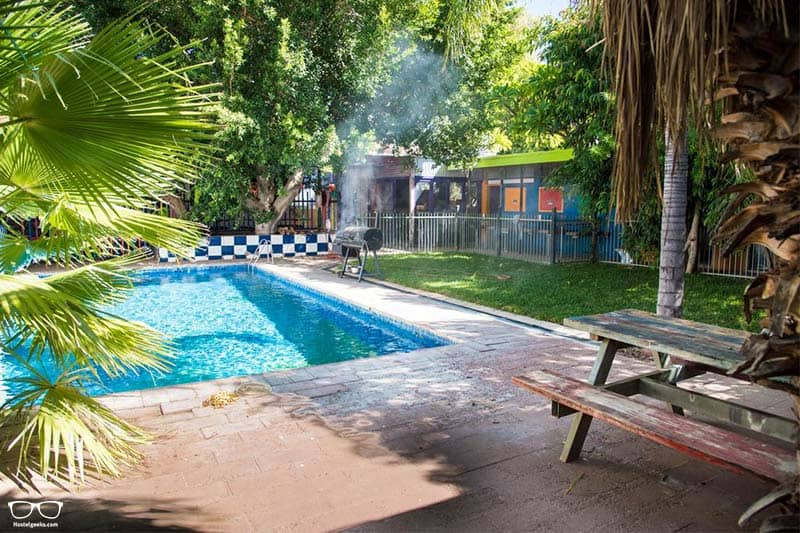 Jump Inn one of the best hostels in Alice Springs, Australia