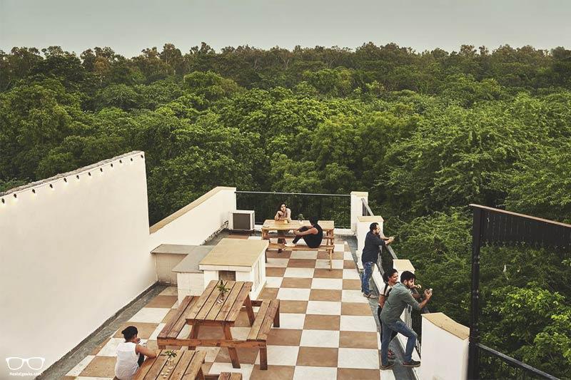 LetsBunk Poshtel one of the best hostels in Delhi, India