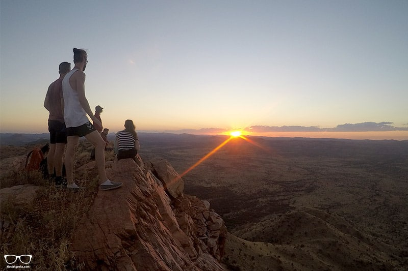 Mount Gillen things to do in Alice Springs