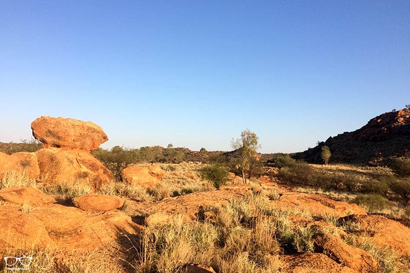 Mountain Biking things to do in Alice Springs