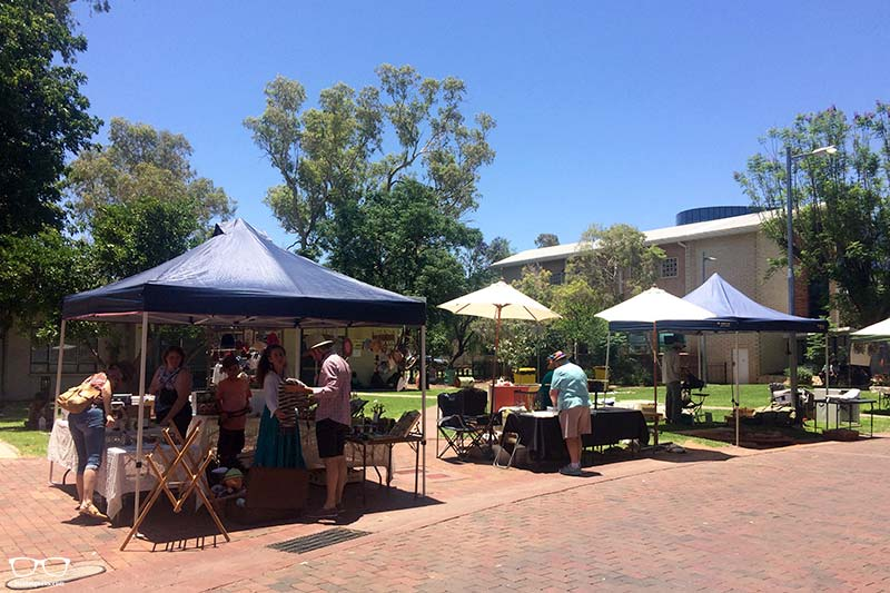 Sunday Markets, things to do in Alice Springs