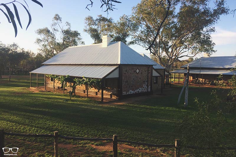 Telegraph Station things to do in Alice Springs