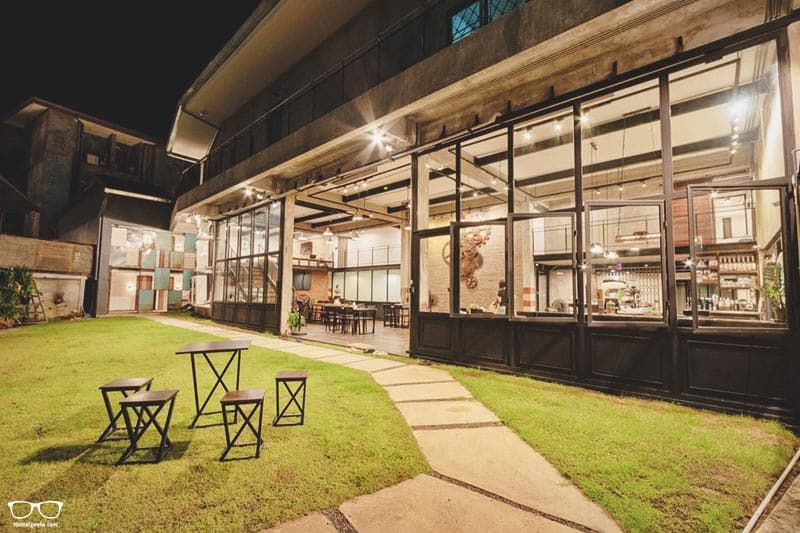 The Entaneer Poshtel one of the best hostels in Chiang Mai, Thailand