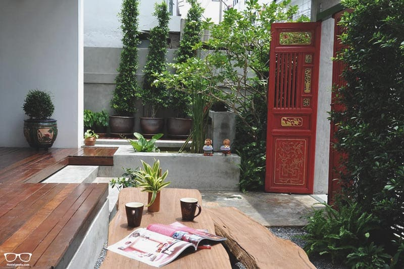 Udee Bangkok Hostel one of the best hostels in Bangkok or solo travellers