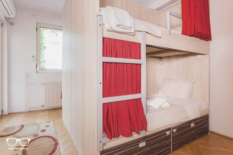 Urban Hostel: Stylish dorms, right?!