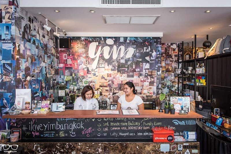 Yim Huai Khwang one of the best hostels in Bangkok, Thailand