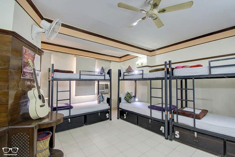 Zostel Delhi one of the best hostels in Delhi, India
