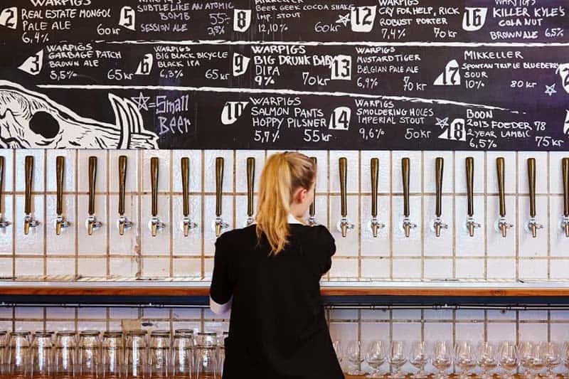 Warpigs in Copenhagen; one of the coolest bars in Copenhagen