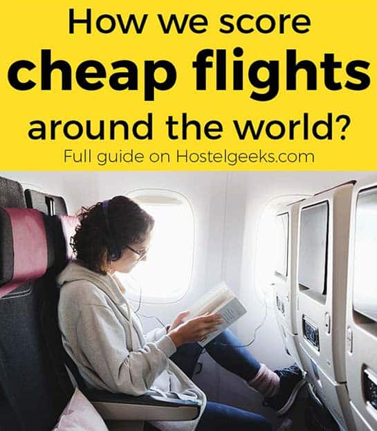 How to find cheap flights around the world? Kiwi in review and our best secrets to finding flights