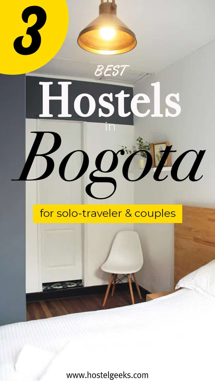 39cc735dfbe Let s venture to Colombia s high altitude capital and discover the 3 best  hostels in Bogota. Are you ready