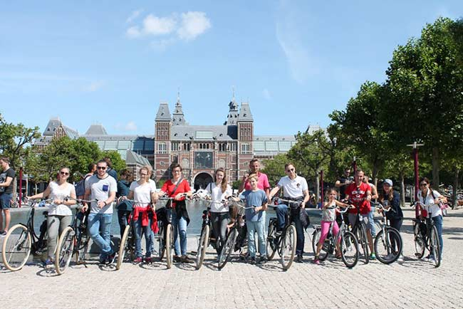 Bike Tour in Amsterdam