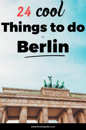 24 Fun Things To Do In Berlin - Classic Volkswagen Bus Tour and Urban Monkeys
