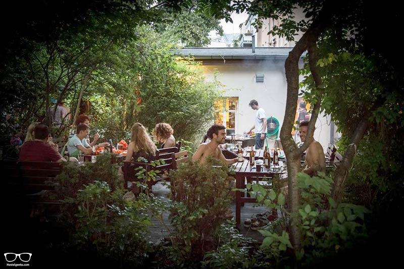 EastSeven Hostel one of the best hostels in Berlin for solo travellers
