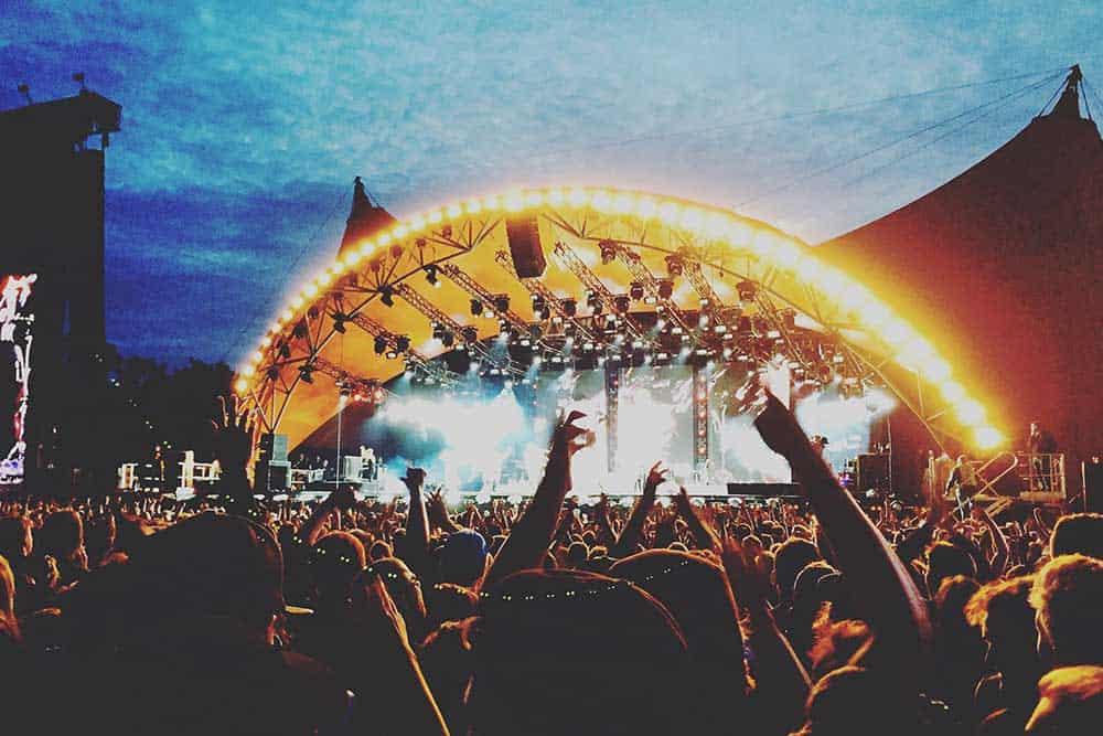 Roskilde Festival Copenhagen