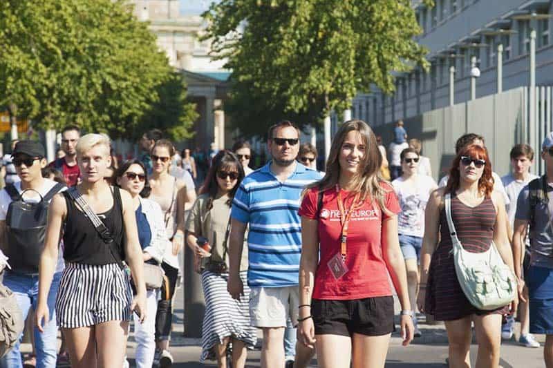 Free Walking Tour Berlin