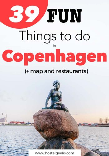 Fun Things to do in Copenhagen
