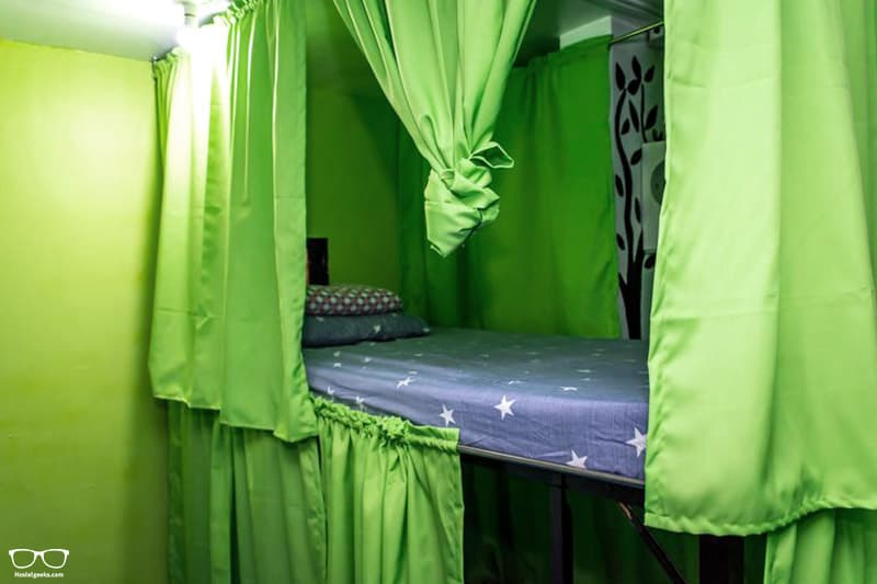 Haven Backpackers Hostel one of the best hostels in Manila, Philippines
