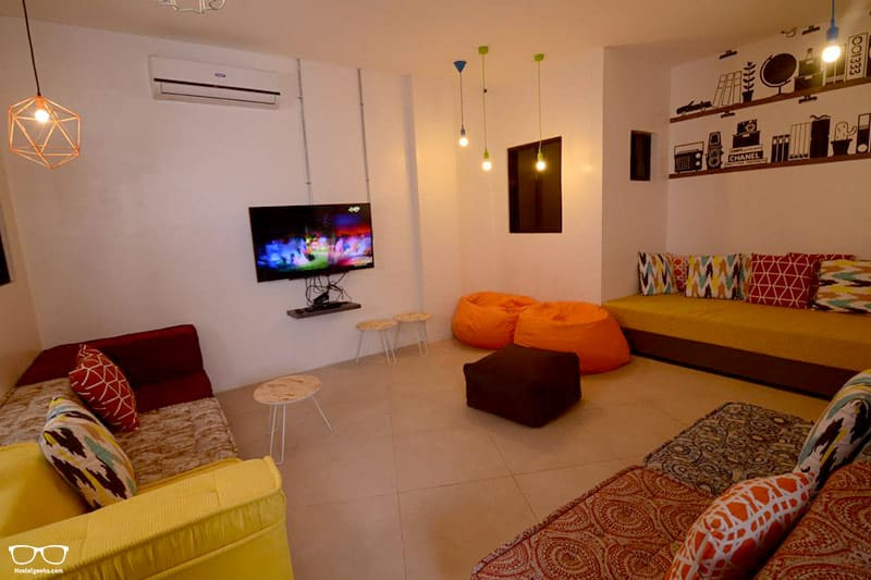 Makati Junction Hostel one of the best hostels in Manila for Solo Travellers