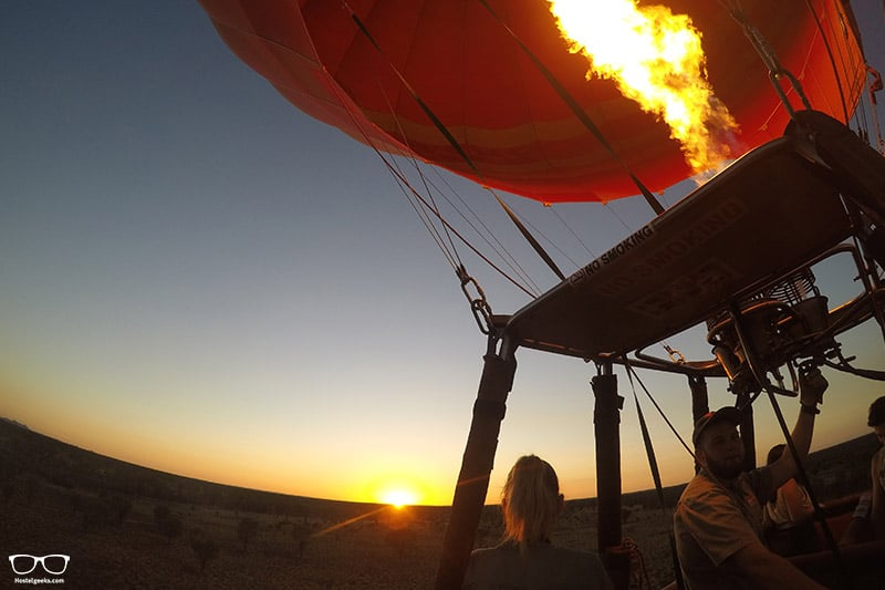 Hot Air Balloon Ride, things to do in Alice Springs