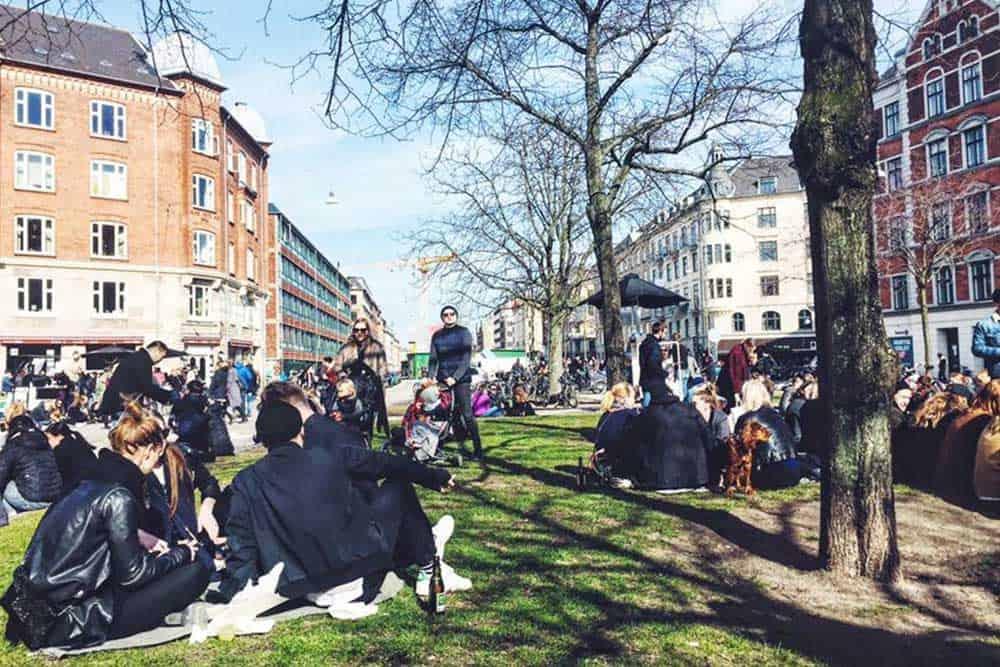 Sønder Boulevard Vesterbro's Copenhagen