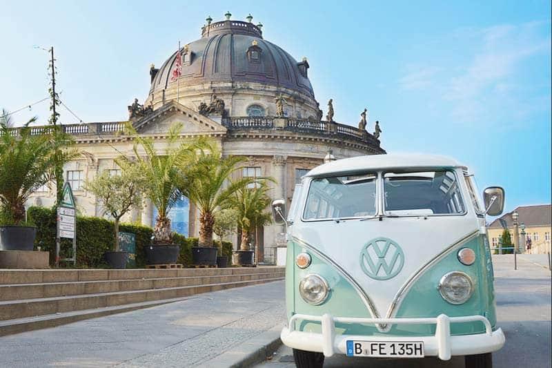 Vintage Volkswagen Tour in Berlin